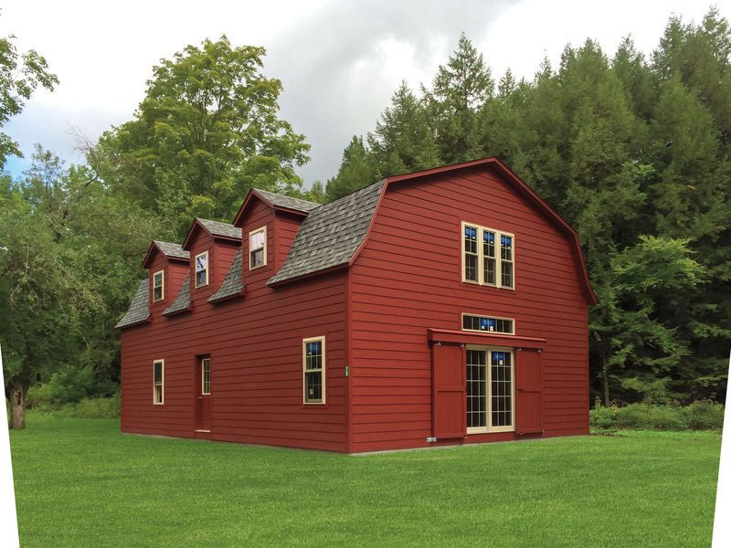 Amish Barn Construction Woodwork In Oneonta Ny Amish Barn Company Shed Homes Shed To Tiny House Small House Plans