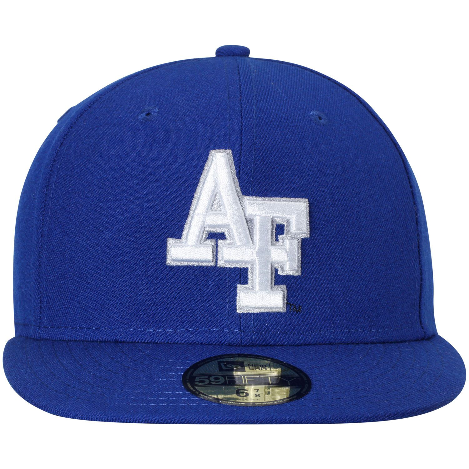 Men's New Era Royal Air Force Falcons Basic 59FIFTY Fitted Hat