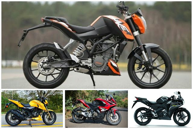 Top 4 Fastest Bikes In India Under 1 5 Lakh Rupees Power Top