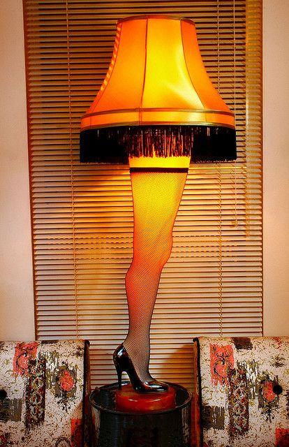 Leg Lamp \