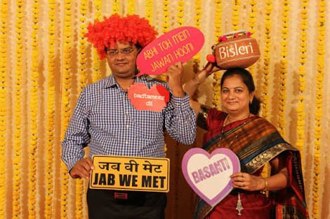 Image result for photo props indian wedding | Wedding photo