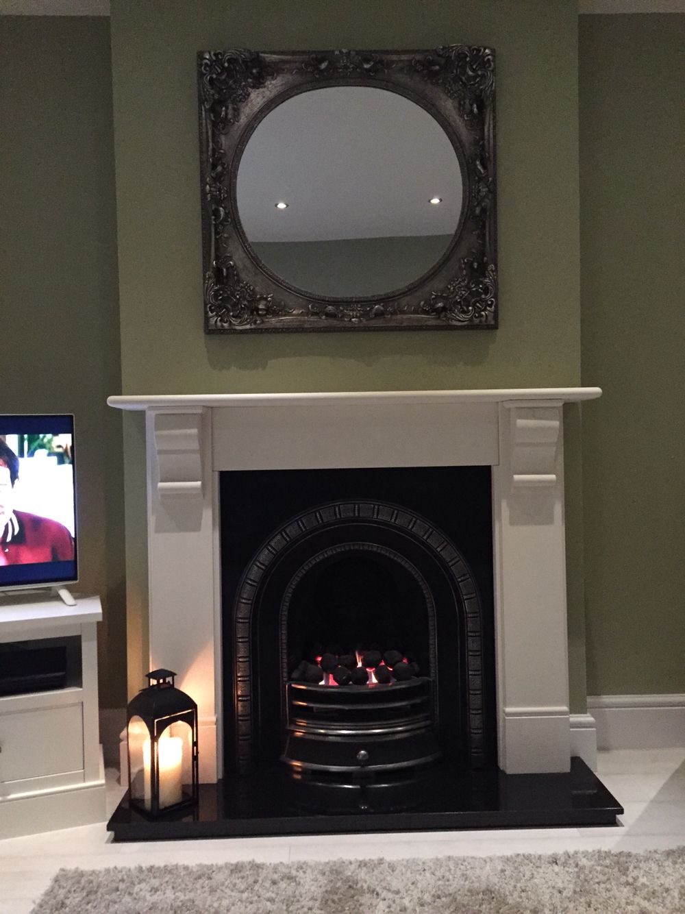 largeimage iron product victorian antique edwardian combination cast a fireplaces beautiful fireplace