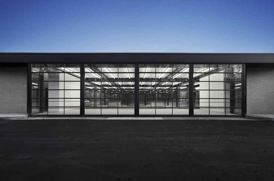 Mies Van Der Rohe Design Philosophy.Conversion Of Mies Van Der Rohe Gas Station On Nuns Island