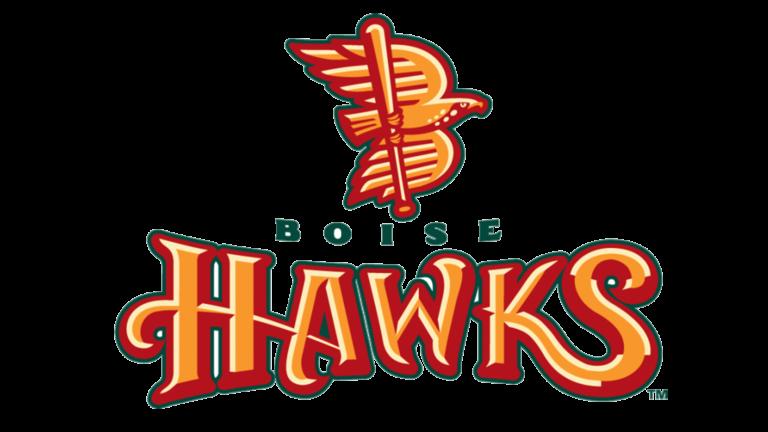 The Minor League Baseball team the Boise Hawks has