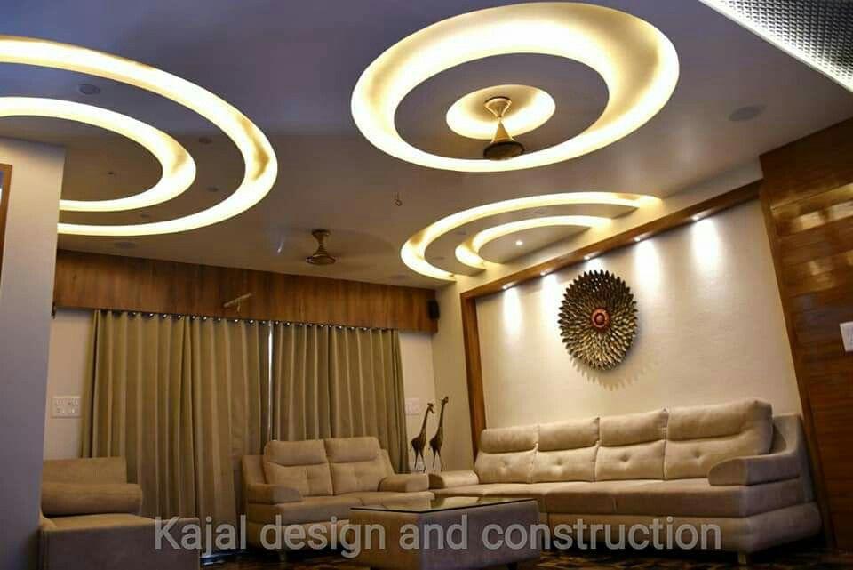 Pin On False Ceiling Ideas Popular living room ceiling frames