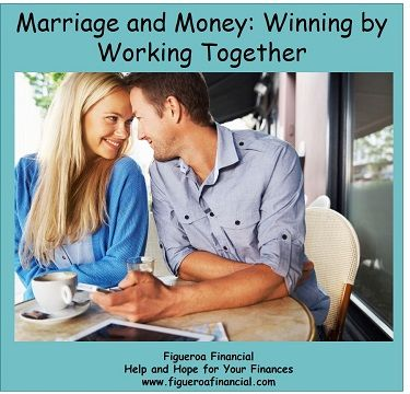 "New blog post: ""Marriage and Money: Winning by Working Together"" #marriageandmoney"