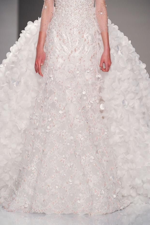 Georges Hobeika Haute Couture Spring/Summer 2015  Dreamy Couture and Fashion | ZsaZsa Bellagio - Like No Other