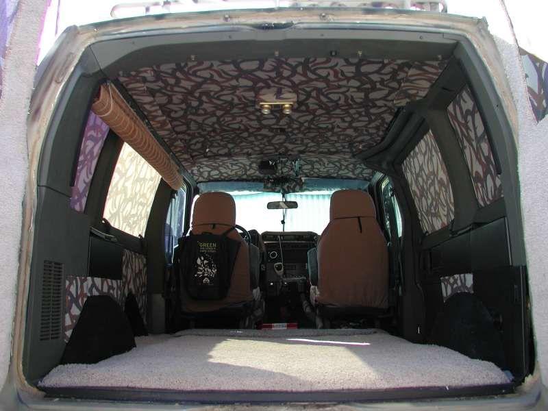 Astro Van Living