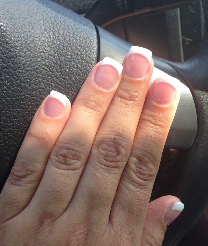 Photo of Euro Nails - San Diego, CA, United States. Full set, pink ...