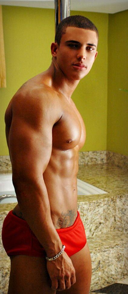 sexy naked hispanic men