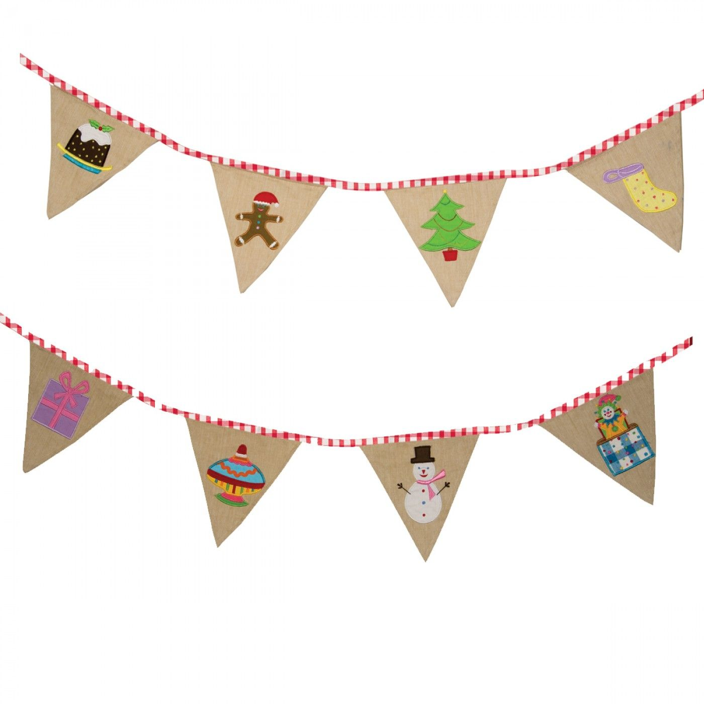 christmas bunting - Google Search | Kids Xmas party | Pinterest ...
