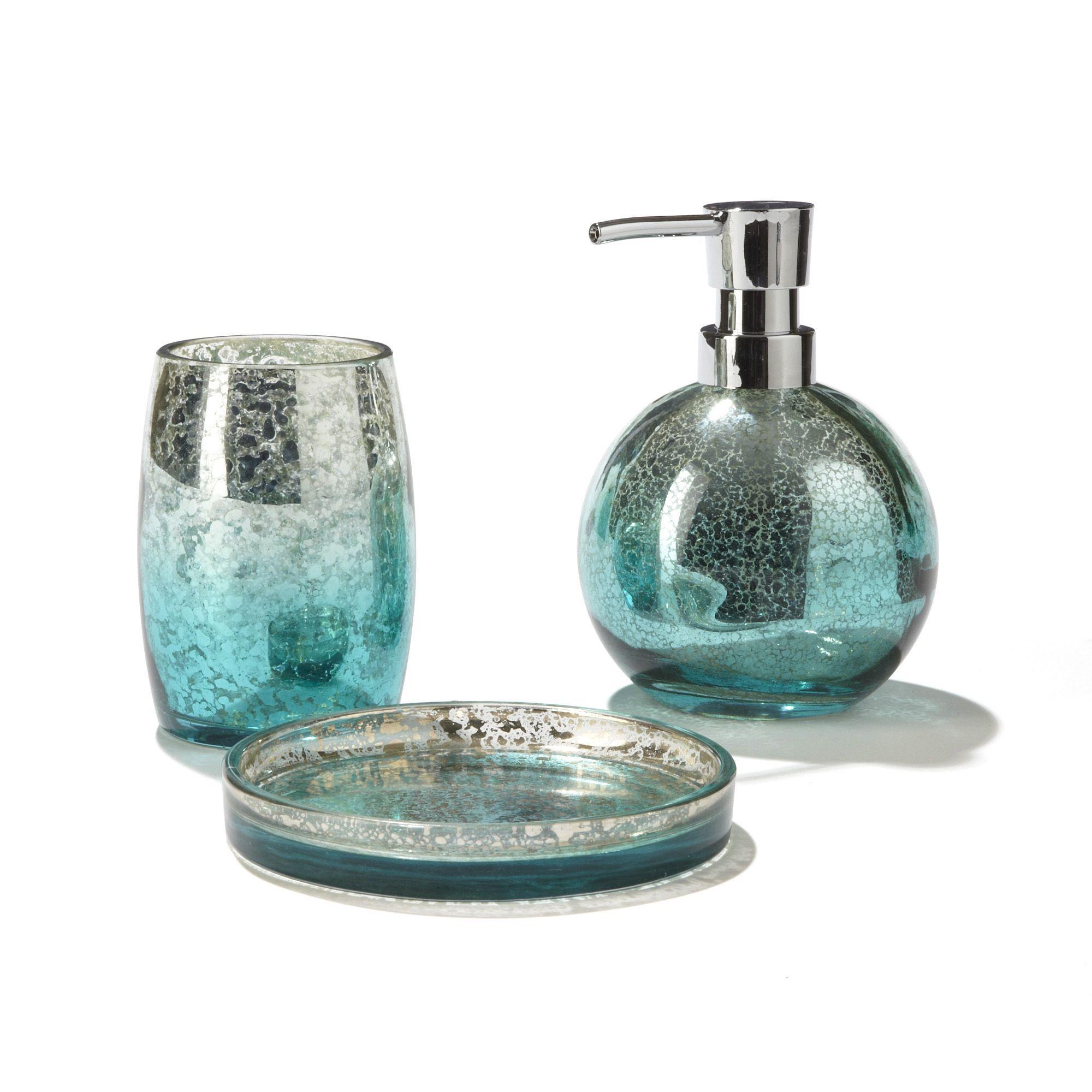 Salle De Bain Gris Anthracite Et Bleu ~ iris bain porte savons distributeurs accessoires de salle de
