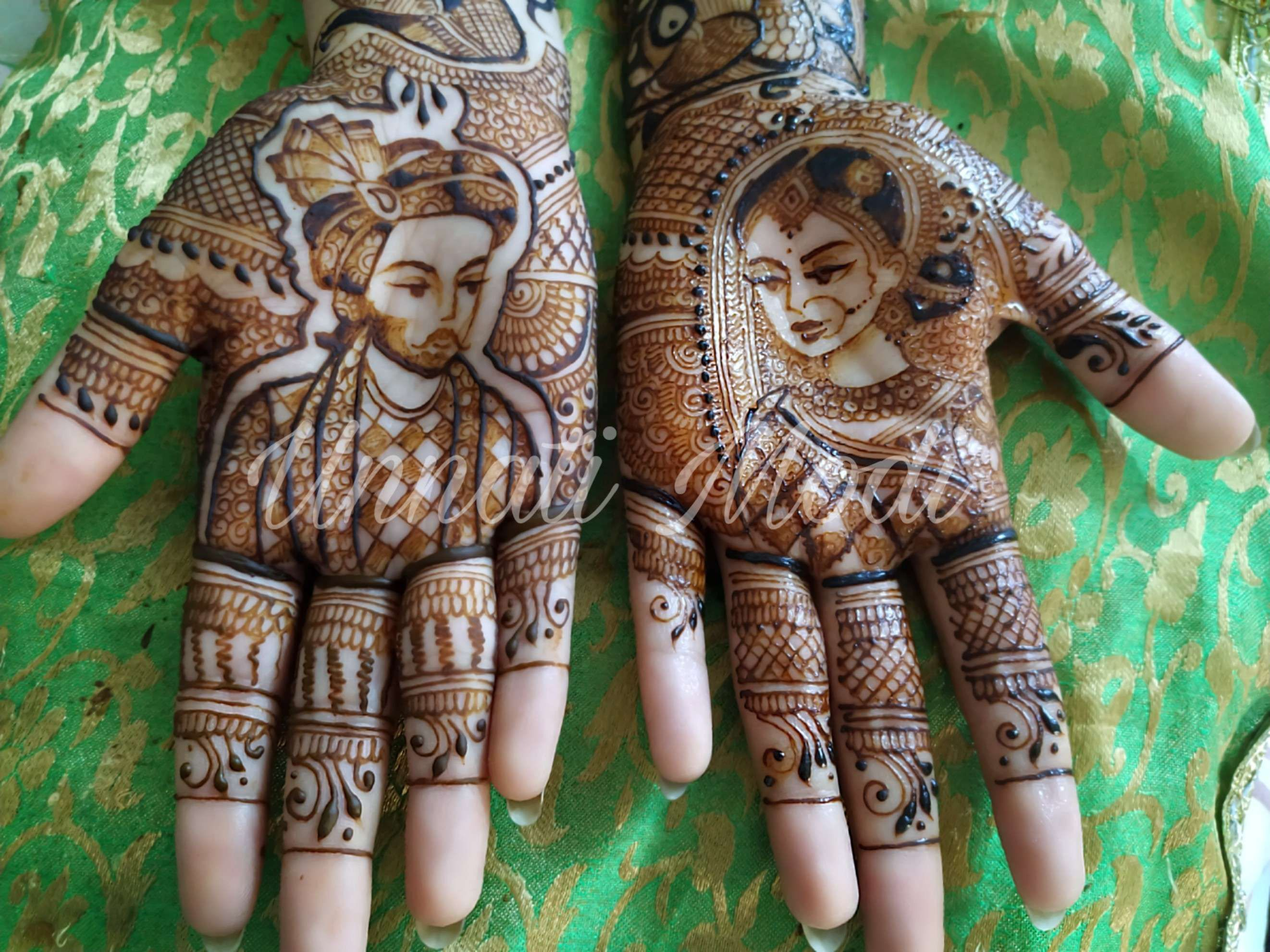 Place Nashik by Colin Roohan Bridal henna