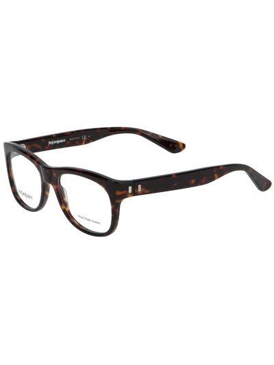 2d6dad72d45 YVES SAINT LAURENT Tortoise Shell Glasses  farfetch  mensfashion  mensstyle   goskey Men Eyeglasses