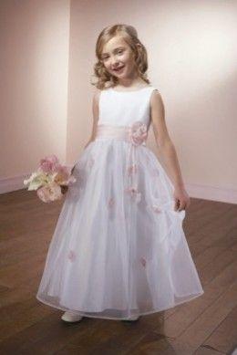 new styles e2745 0892f Abiti damigelle bambine sposa (Foto) | Matrimonio pourfemme ...