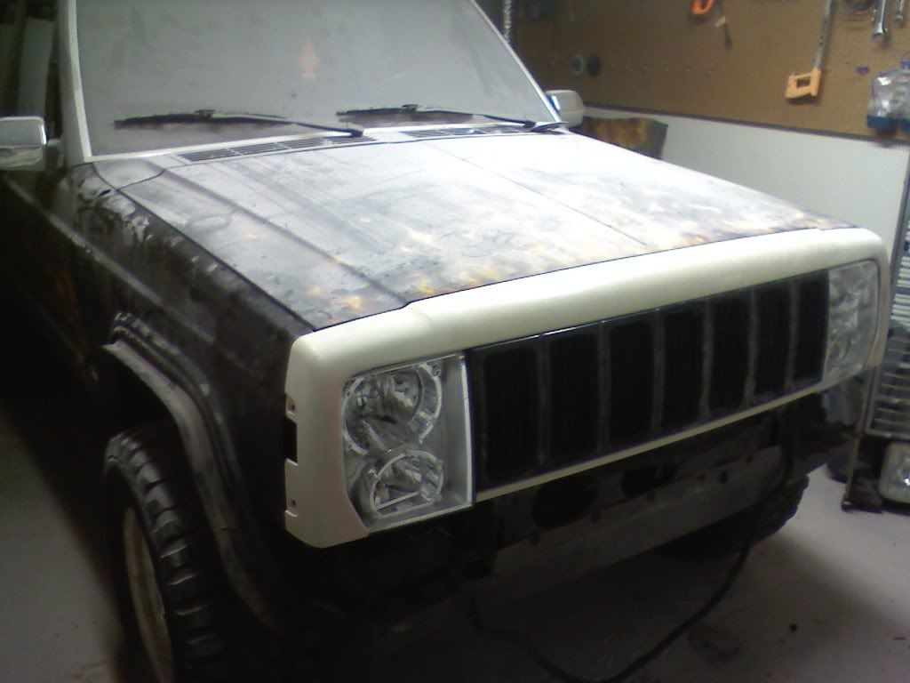 hight resolution of doing commander headlights on my 88 page 2 naxja forums north american xj association