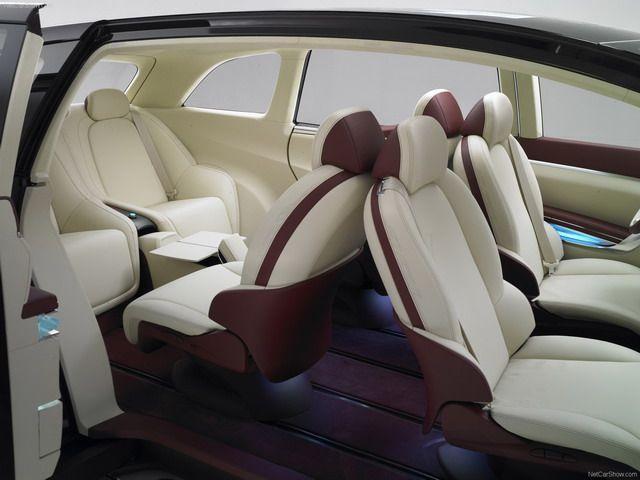 Buick Business Concept 2009 Automobiles Int Pinterest