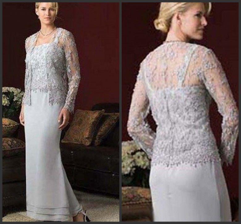 Resultado de imagen para vestidos para la mama de la novia talla ...