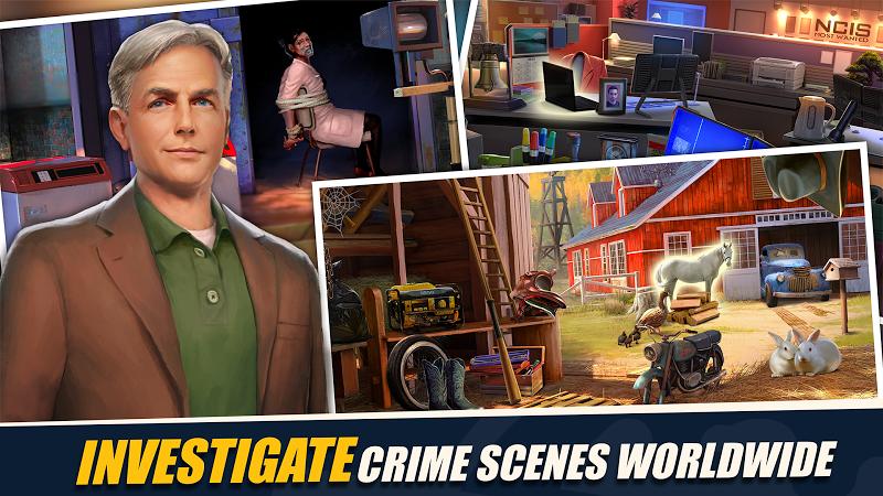 NCIS Hidden Crimes v1.19.2 (Mod) NCIS Hidden Crimes v1