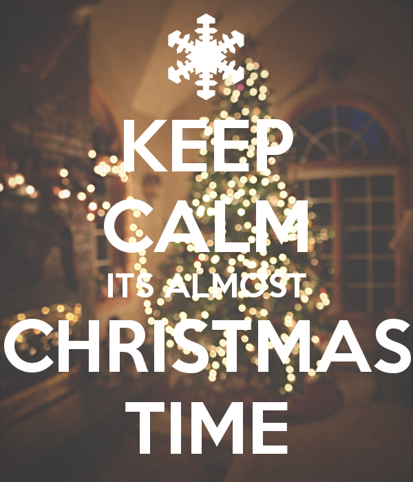 Image result for almost christmas time