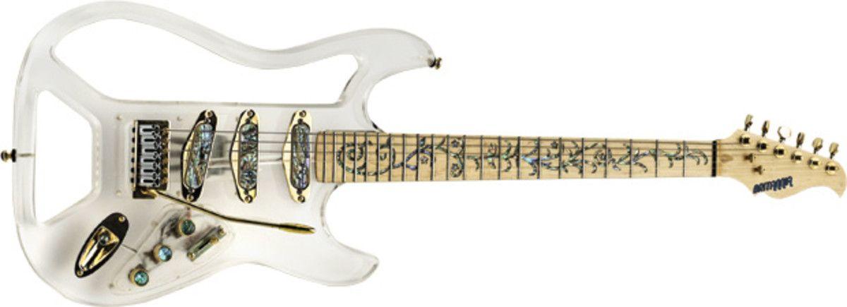 Review: Britannia Guitars Scorpion Elite | Guitarstuff | Pinterest ...