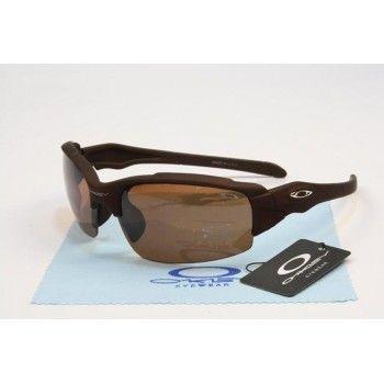 ce7ab96ec244 Replica Oakley Split Jacket Sunglasses matte deep brown frames brown lens    See…