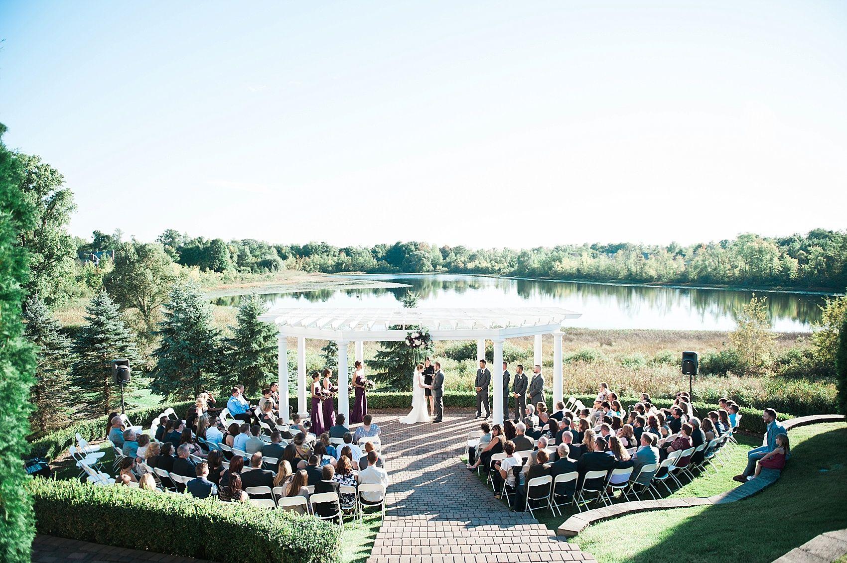 Danielle+Cory Beacon Hill Golf Club Wedding Michigan