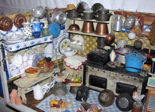 antike Puppenstube ca von 1905 Puppenküche Küche eBay *Dolls - küche bei ebay