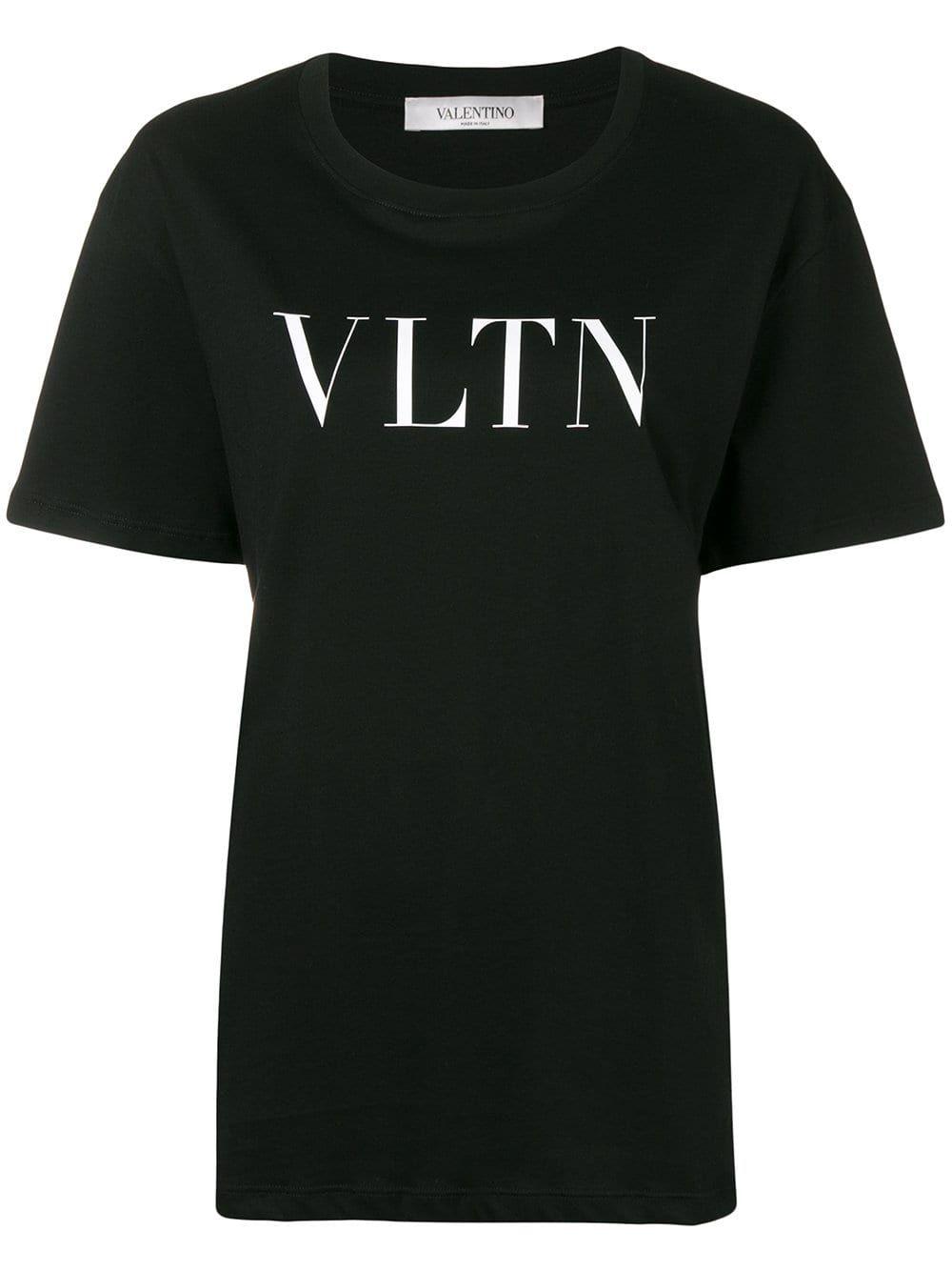 5ce5d1fc9fda70 Valentino t-shirt à VLTN imprimé Camiseta Valentino, Compras, Moda, Blusas