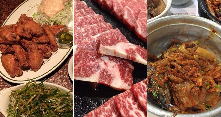 Favorite Ktown Restaurants in LA. @firstwefeast