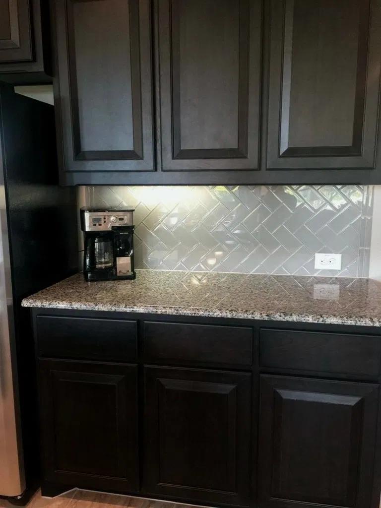 28 Kitchen Backsplash With Dark Cabinets Decor Ideas Backsplash