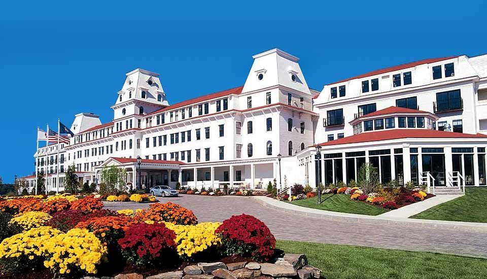 Marriott Wentworth By The Sea Portsmouth Nh August 2017