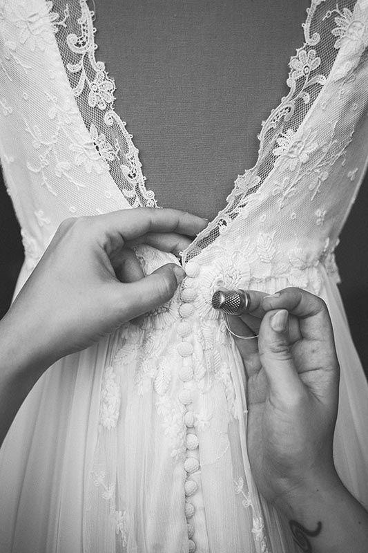 encajes antiguos, detalles extraordinarios para tu vestido de novia