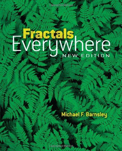 Fractals Everywhere New Edition Dover Books On Mathematics Michael F Barnsley Mathematics 9780486488707 Ama Math Books Mathematics Advanced Mathematics