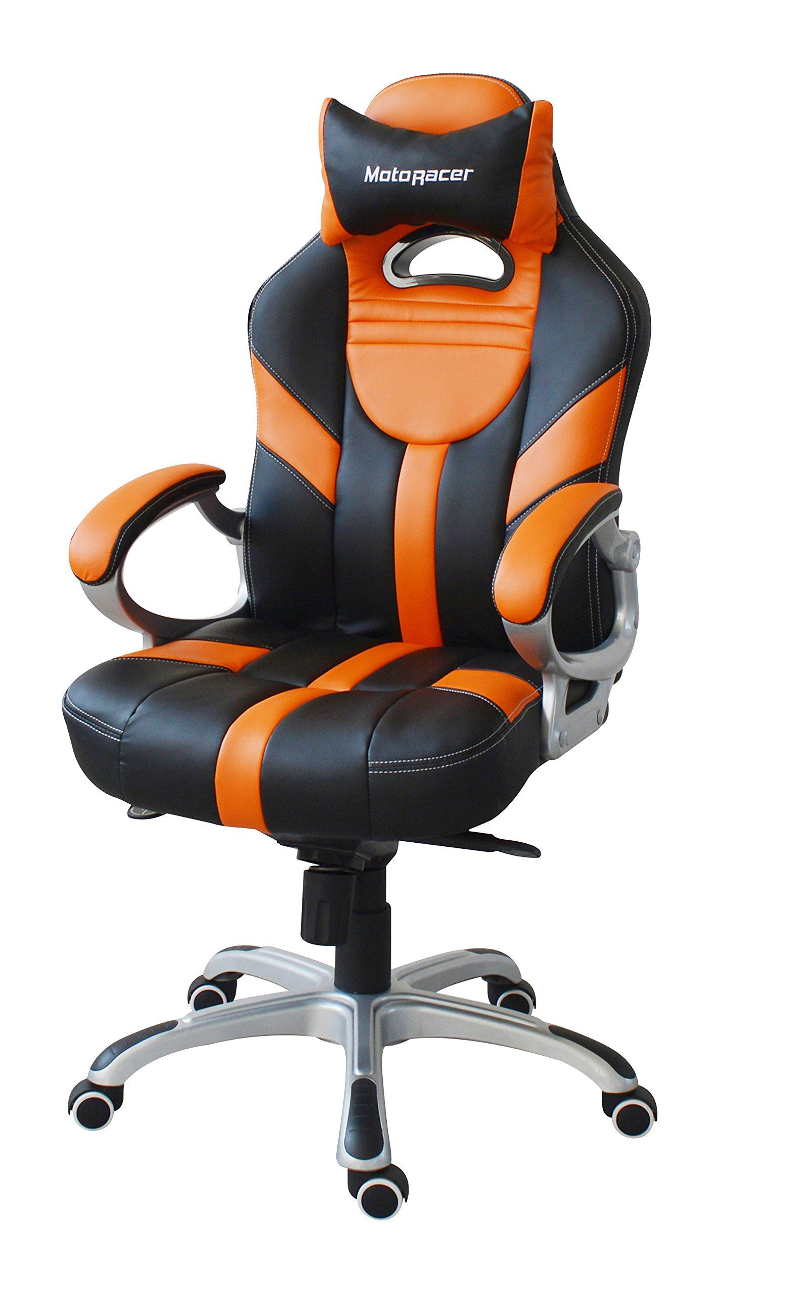MotoRacer Gamer Edition Gaming Chair