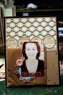 Jessica by celine navarro at Studio Calico