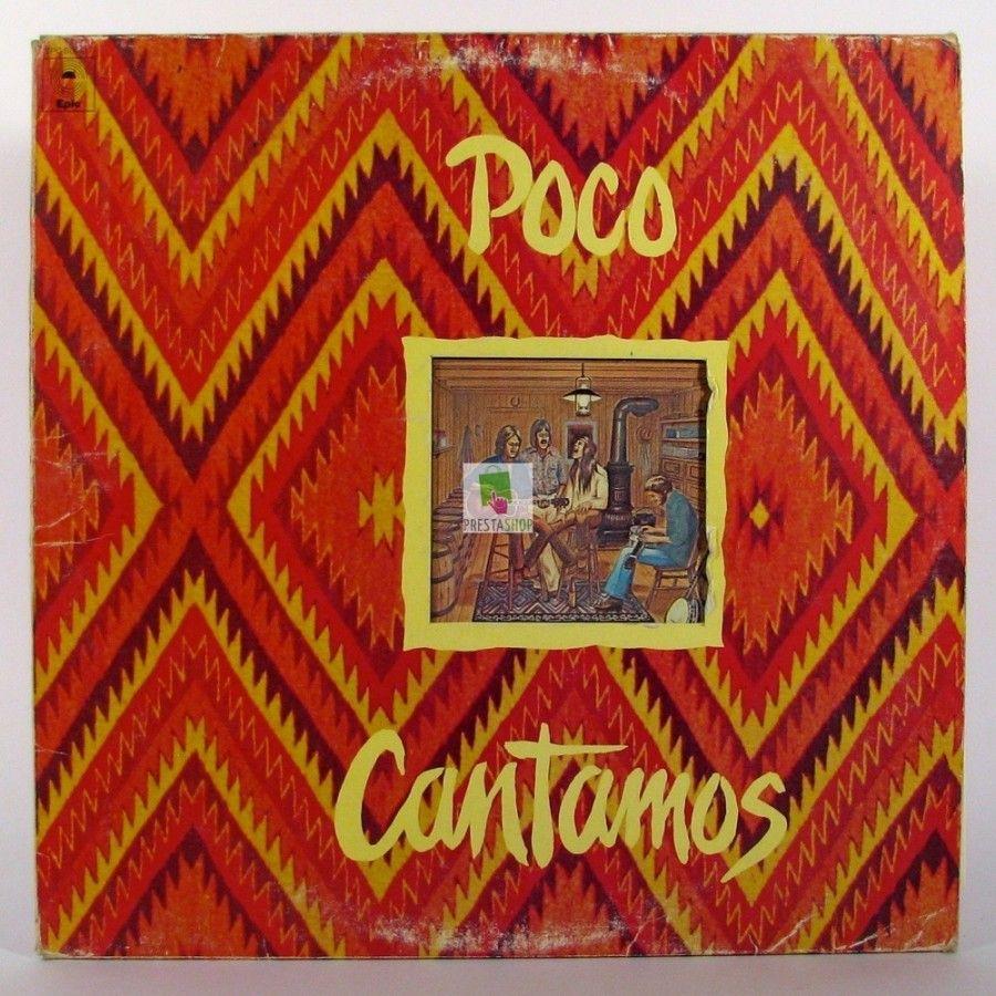 """Poco. """"Cantamos."""" Album sleeves, Album covers, Album"""
