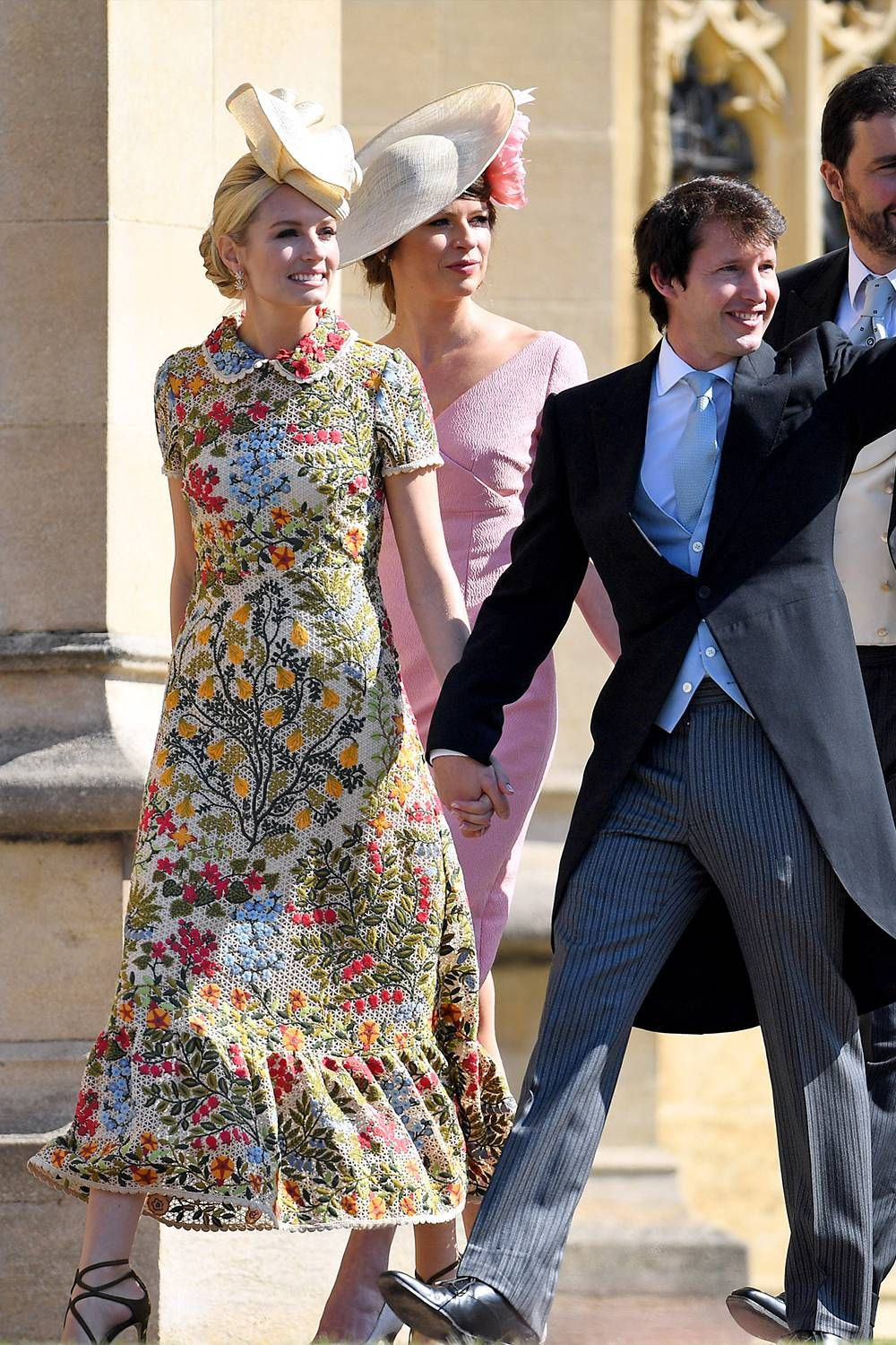 30 Insanely Chic Royal Wedding Guests That Really Brought Their A Game Wedding Guest Outfit Royal Wedding Outfits Royal Wedding Guests Outfits [ 1500 x 1000 Pixel ]