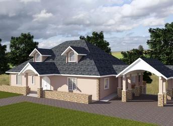 House Plan 001 2166