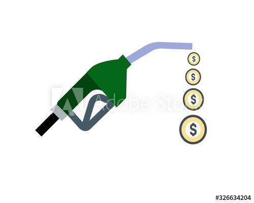 green fuel pump nozzle with coin , #sponsored, #fuel, #green, #pump, #coin, #nozzle #Ad