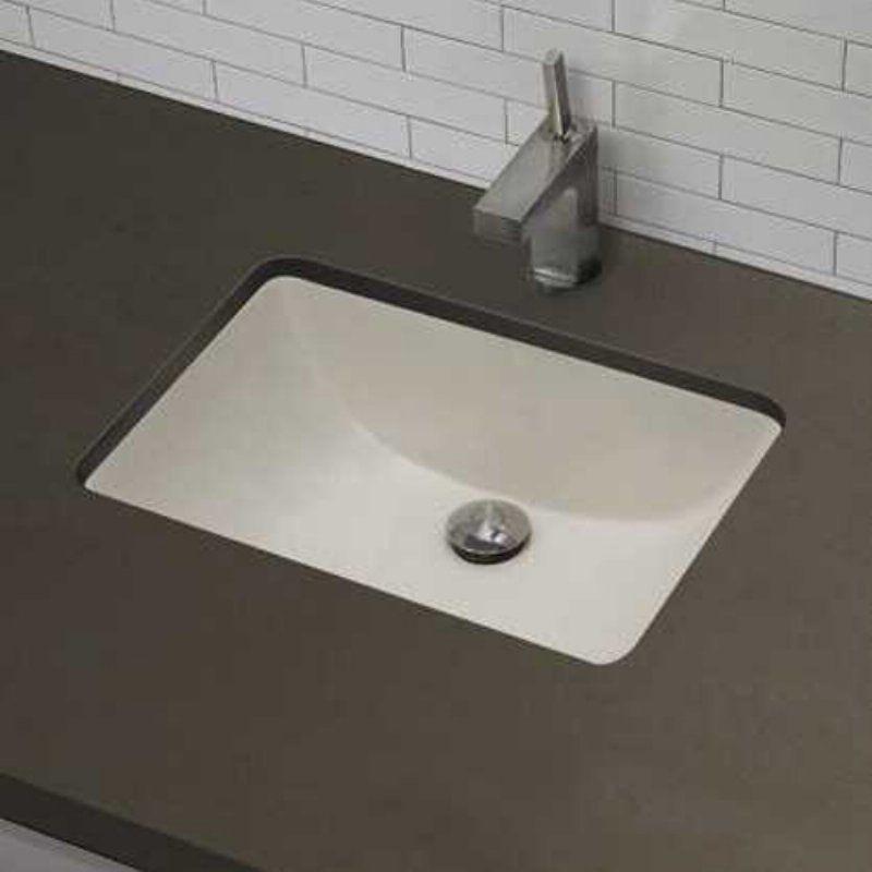 American Imaginations 361 Rectangle Undermount Sink