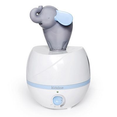 Kids Line Ultrasonic Cool Mist Elephant Humidifier | New