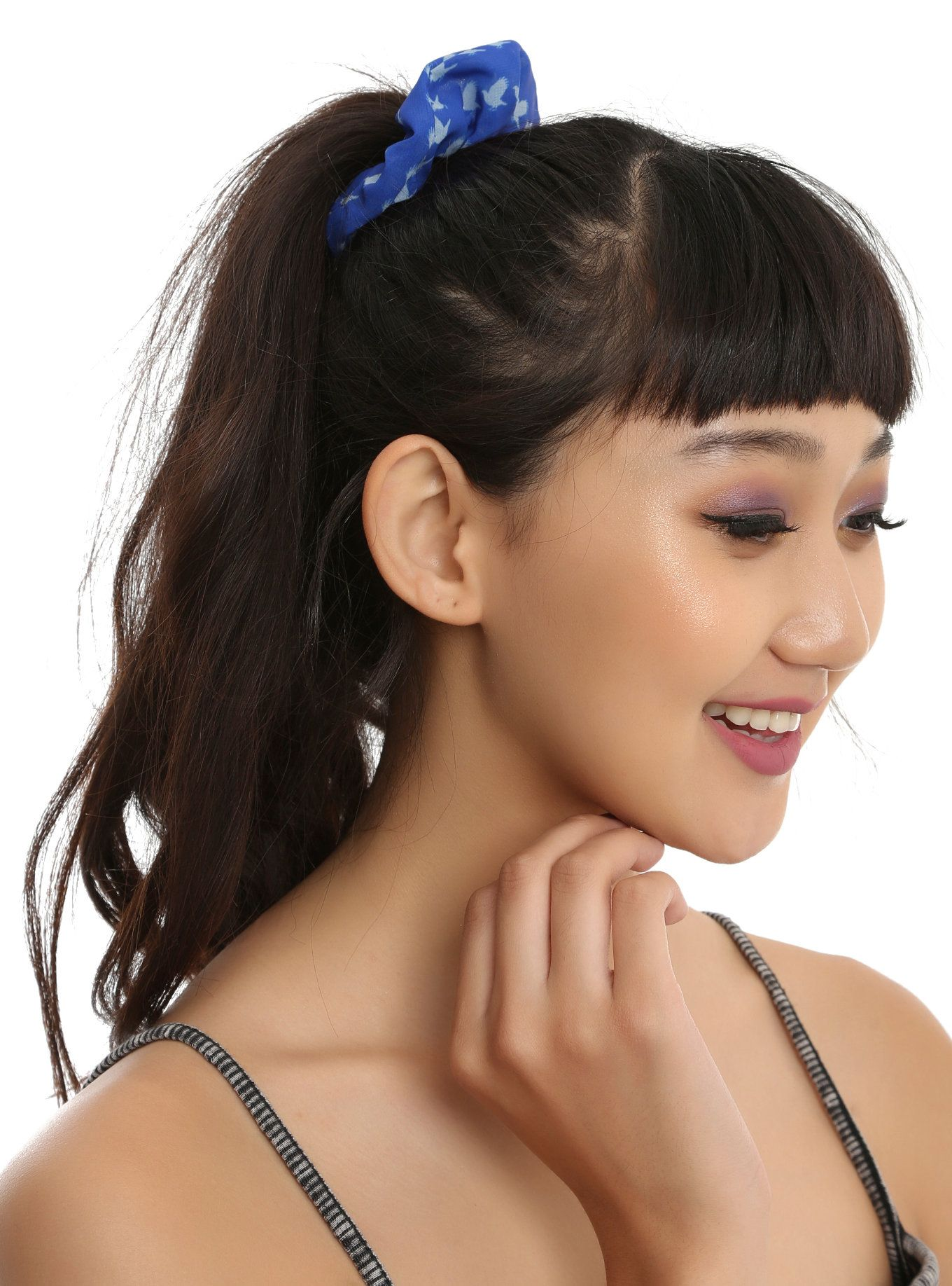 Harry Potter Ravenclaw Hair Scrunchy 3 Pack