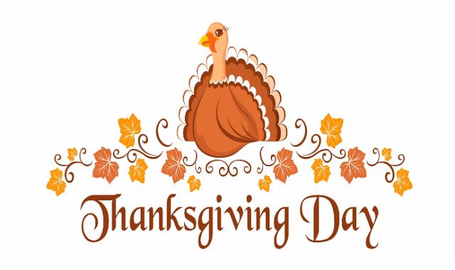Happy Thanksgiving Day 26 November 2020
