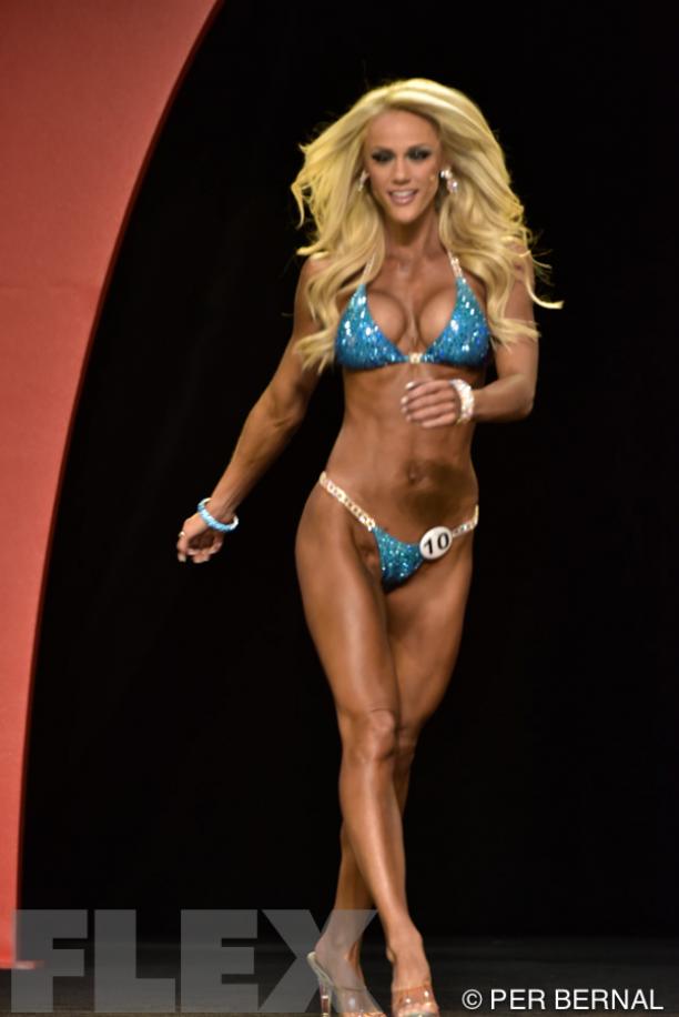 Tawna Eubanks Bikini - 2015 Olympia
