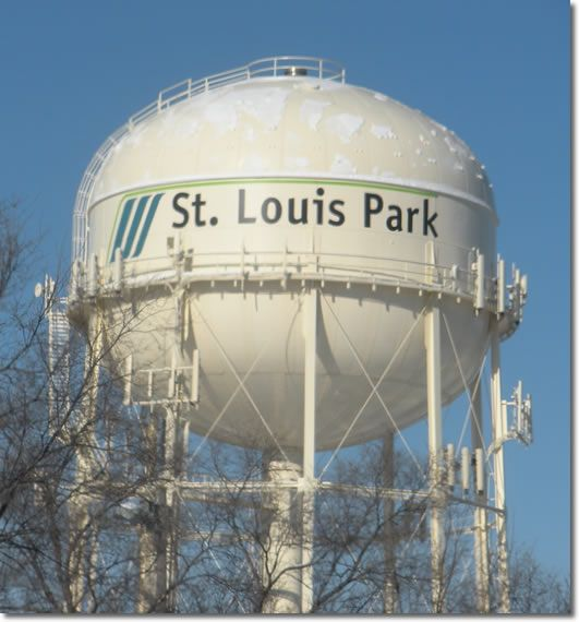 St Louis Park Water Supply Remains Reliable Despite Challenges Water Tower Water Minneapolis St Paul
