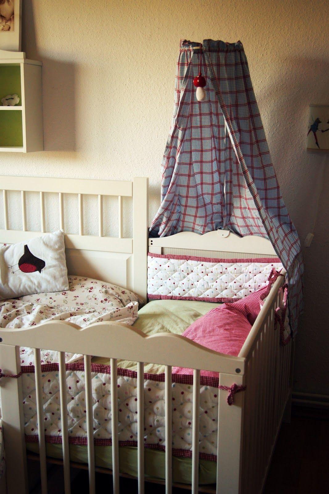 Der Nestbautrieb Beistellbett Babybett Ikea Babybett