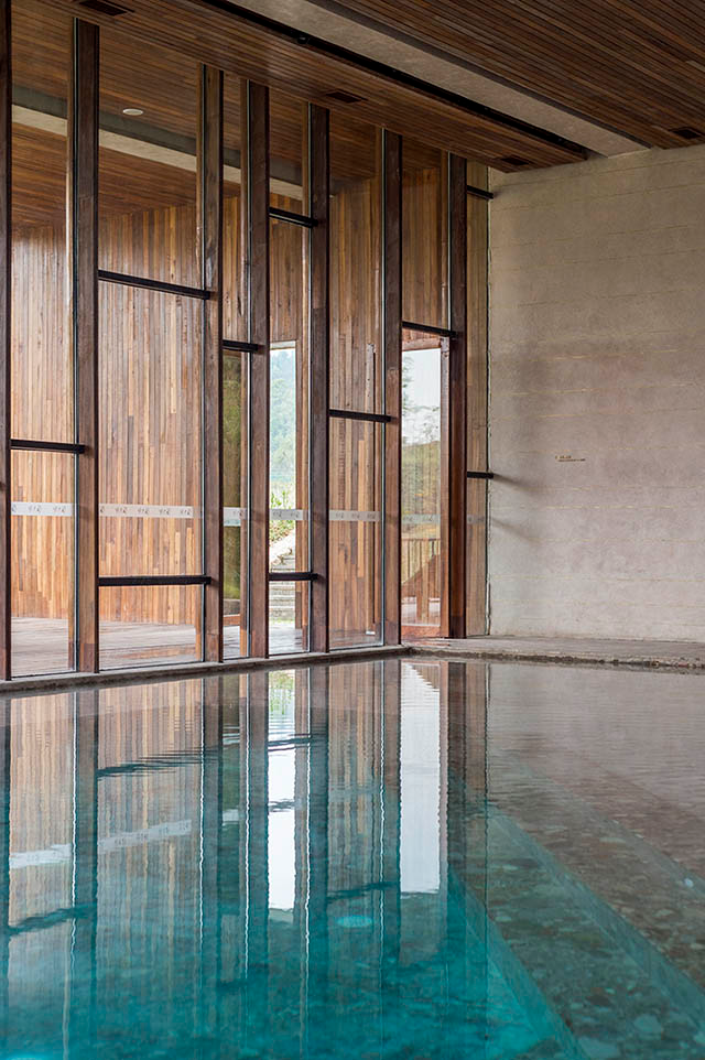 Fusheng Yu Hotspring Resort Google Search Resort Architecture Architecture Building A Pool
