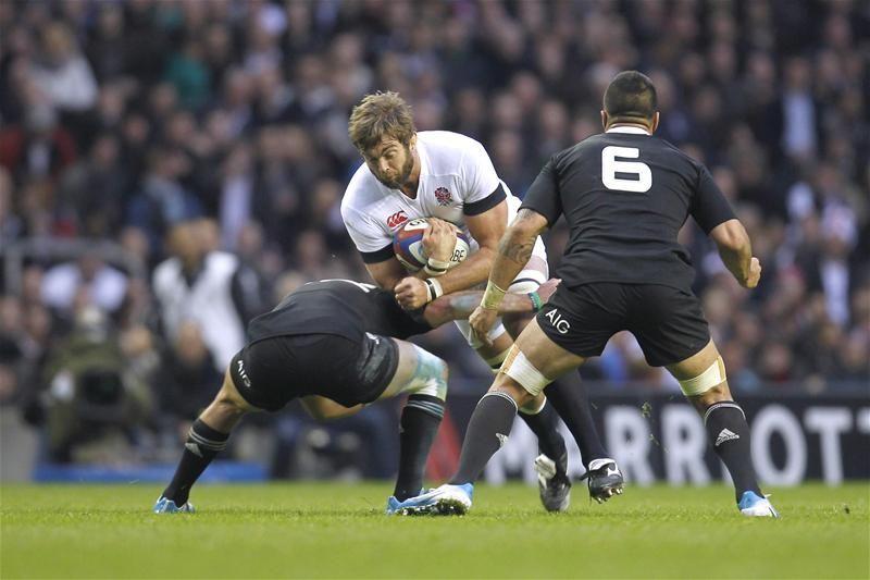 Sei Nazioni 2015: l'Inghilterra perde Geoff Parling per l'Italia - On Rugby