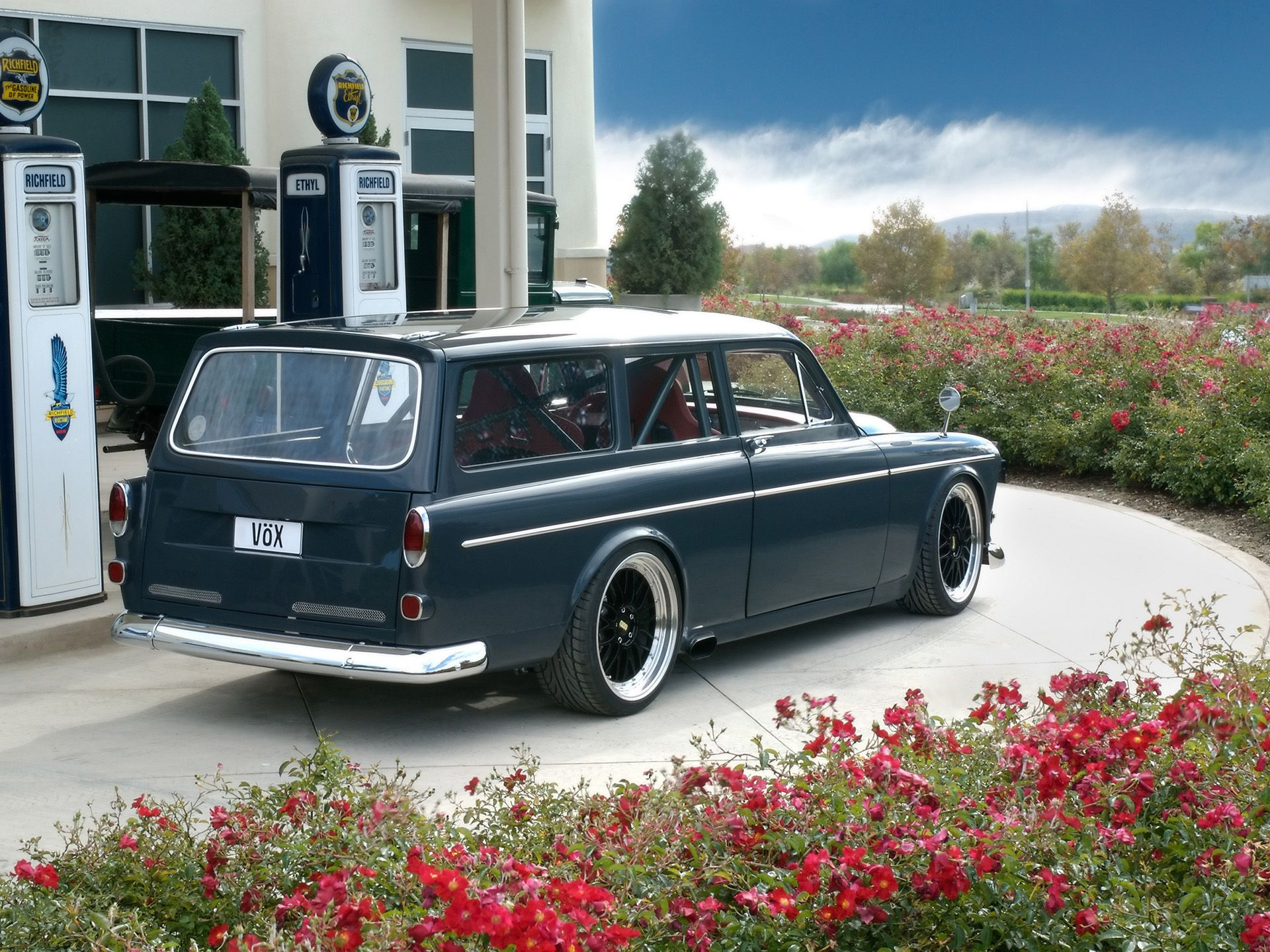 Mattias Volks S Volvo Amazon Wagon Was Voted Sweden S Hottest